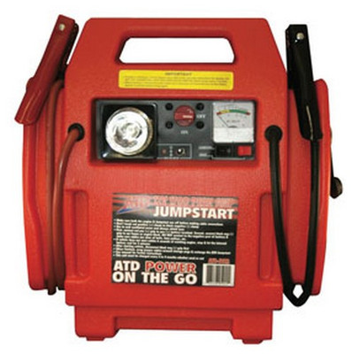 "ATD Tools 5922 12v 1700 Peak Amp Jump Start ""ATD Power On The Go"""