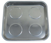 ATD Tools 8762 Stainless Steel Magnetic Parts Tray - Square