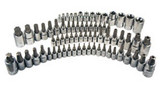 ATD Tools 13772 Master Star Bit Socket Set, 72 pc.