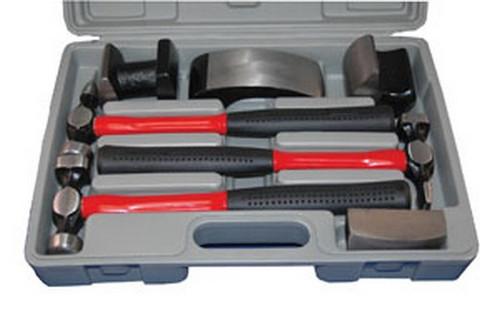 ATD Tools 4030 Heavy-duty Body & Fender Tool Set, 7pc.