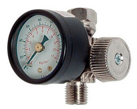 "ATD Tools 6753 1/4"" Air Regulator with Control Gauge"
