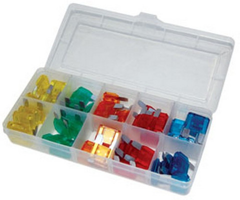 ATD Tools 386 50 pc. Automotive Maxi-Fuse Assortment