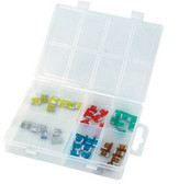 ATD Tools 392 Low-Profile ATM Fuse Assortment