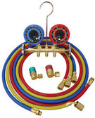ATD Tools 3693 Economy Manifold Gauge Set