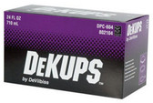 DeVilbiss DPC606 DeKups Reusable sleeve/lid 24 oz. 2 PK,