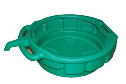 ATD Tools 5185 4-1/2 Gallon Drain Pan, Green