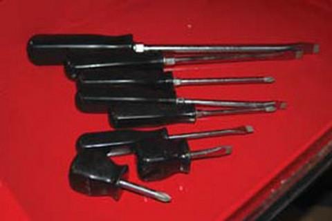 ATD Tools 6265 Professional Screwdriver Set, 8 pc.