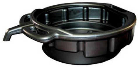 ATD Tools 5184 4-1/2 Gallon Drain Pan, Black