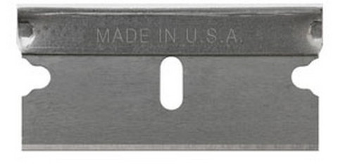 "ATD Tools 8812 .012"" Single Edge Razor Blades"