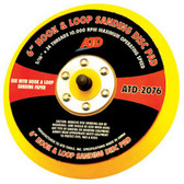 ATD Tools 2076 Hook & Loop Sanding Disc Pad