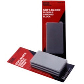 Motor Guard SB-3 Soft Block® Flexible Sanding BLock - Pack of 3