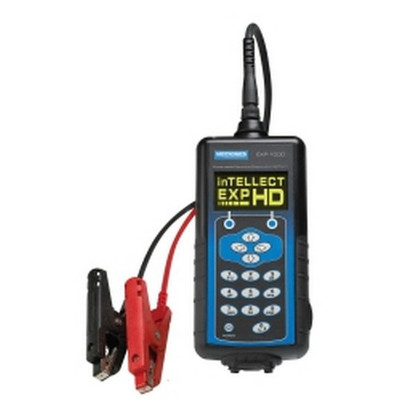 Midtronics EXP-1000-HD-AMP Digital Battery and Electrical System Analyzer w/Inductive Amp-Clamp for Heavy Duty/Fleets