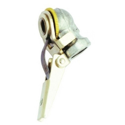 "Milton 698 Female 1/4"" NPT Air Chuck with Clip"