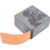 "Mirka Abrasives 23-584-180 Gold PSA Autokut Roll, 2-3/4"" X 40 Yds, 180-Grit"