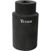 Titan Tools 15328 Axle Nut Socket 28M