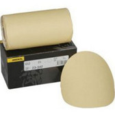 "Mirka Abrasives 23-341-040 40E/6"" PSA Hd Gold Disc, 50"