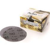 "Mirka Abrasives AE24105025 6"" Autonet Mesh Grip Disc 240"