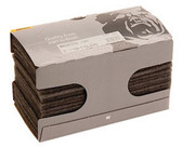 "Mirka Abrasives 18-118-448 Mirlon Total 4.5"" X 9"" Scuff Pads, Ultra Fine (1500 Grit)"