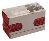 "Mirka Abrasives 18-118-447 Mirlon Total 4.5"" X 9"" Scuff Pads, Very Fine (360 Grit)"