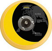 "Mirka Abrasives 106  6"" Vinyl-Faced Backing Pad"