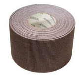 "Mirka Abrasives HD5BG001803R  Abranet Heavy Duty Mesh Grip Roll- 2-3/4"" X 33', 80 Grit"
