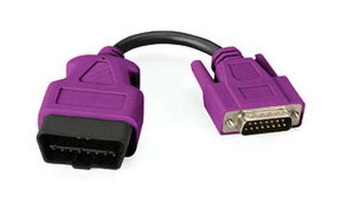 NEXIQ Technologies 442023 OBD Ii Adapter Cable, Us13 Mack/Volvo