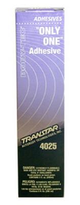 Transtar 4025 Clear Emblem & Trim Adhesive