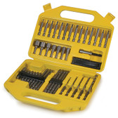 Titan Tools 16044 45pc Multi-Use Power Bit Set