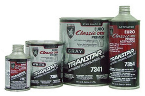 Transtar 7357 Euro Classic Dtm Primer Activator, ½ Pt.