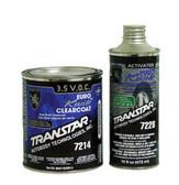 Transtar 7214 Euro Kwik Clearcoat, Qt.