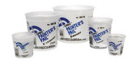 U. S. Chemical & Plastics 36175 Painter'S Pail Lid For 1-Quart Pail