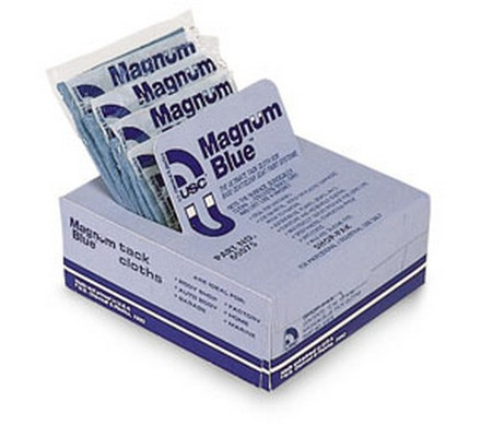 "U. S. Chemical & Plastics 60075 Magnum Blue 18"" X 36"""