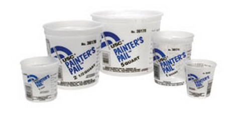 U. S. Chemical & Plastics 36177 Painter'S Pail Lid For 2-1/2 Quart Pail