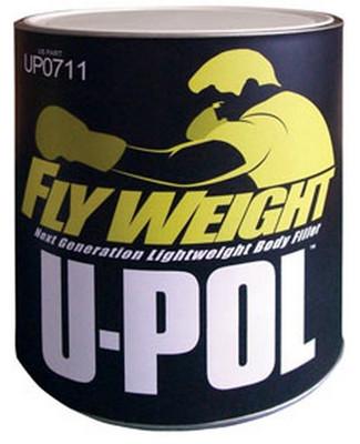 U-POL Products UP0711 Flyweight Body Giller 3Lt (.8Gl)