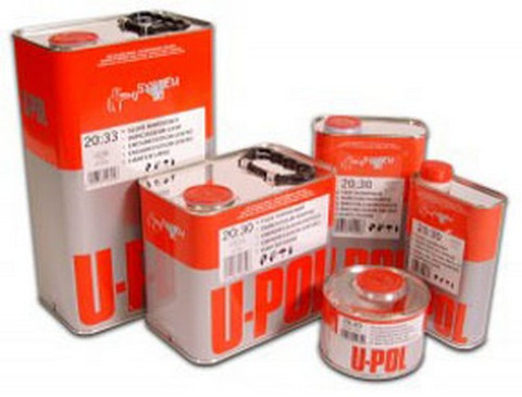 U-POL Products UP2307 Fast Hardener, 250Ml Tin