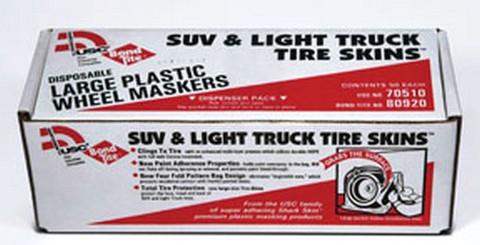 "U. S. Chemical & Plastics 70510 Suv & Light Truck Tire Skins (""Large"") 45"" X 40"""