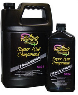 Transtar 5324 Super Kut Compound, Qt