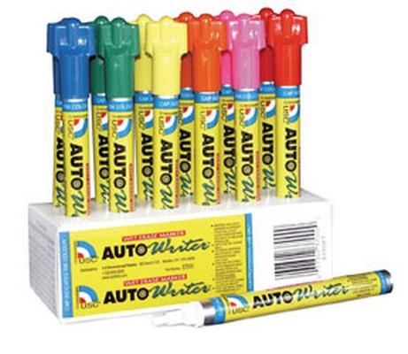 U. S. Chemical & Plastics 37001-1 Auto Writer, Blue
