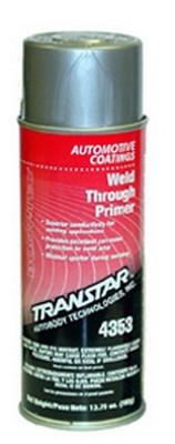 Transtar 4353 Weld Thru Primer, 16 Oz Aerosol