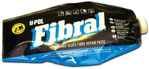 U-POL Products UP0716 Fibral Sandable Glass Fibre Repair Paste, 900Ml