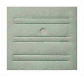 "Viskon-Aire 464120 Series 55 20"" X 48"" Sticky Tack High Quality Linked Intake Panel Filter - 8 Per Case"