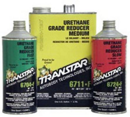 Transtar 6714-F 0 Voc Urethane Grade Reducer (Medium) - 50 State Compliant, Qt