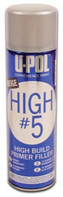 U-POL Products UP0783 High #5 1K High Build Primer, Aerosol