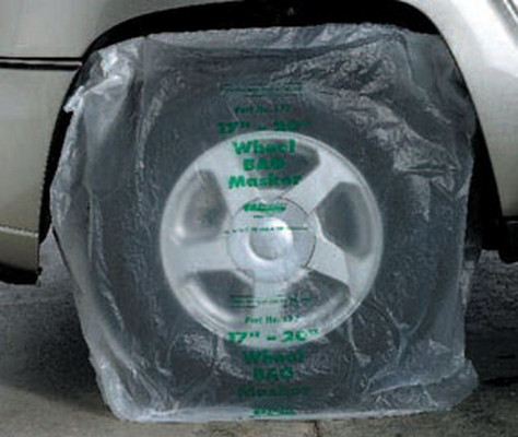 "RBL Products 163 Trailer/Heavy Truck (Covers 24.5"" Tires)"