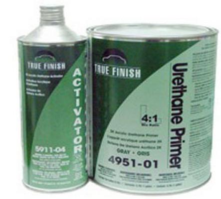 Transtar 5911-04 True Finish 2K Acrylic Urethane Activator, Qt