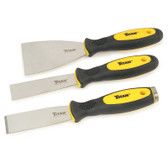 Titan Tools 17000 Scraper and Putty Knife Set 3 Piece