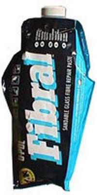 U-POL Products UP0753 Fibral Sandable Glass Fibre Repair Paste, 600Ml