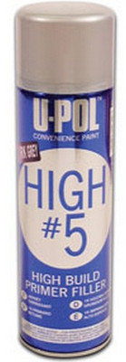 U-POL Products UP0765 High #5 1K High Build Primer, Dark Gray, Aerosol