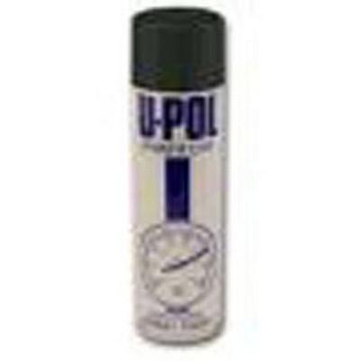 U-POL Products UP0802 Matt Black, 500Ml, Aerosol