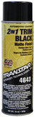 Transtar 4643 2 In 1 Trim Black Matte